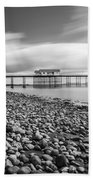 Penarth Pier 5 Beach Towel