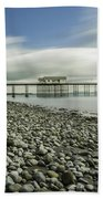 Penarth Pier 6 Beach Towel