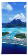 Pictures Nature Beach Towel