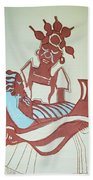 Pieta Beach Towel
