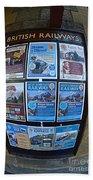 Posters Beach Towel
