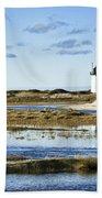 Race Point Lighthouse Beach Towel