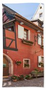 Riquewihr France Beach Towel