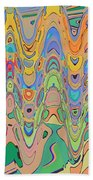 School's Out Beach Towel