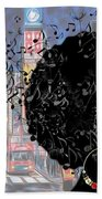 Sound Of Music Collection Beach Towel