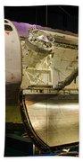 Space Shuttle Atlantis Beach Towel