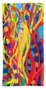 Spring Fever Beach Towel