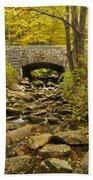 Stone Bridge 6063 Beach Towel