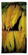 Sunflower 1134 Beach Towel