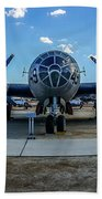 Superfortress Beach Towel