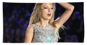 Taylor Swift Beach Sheet