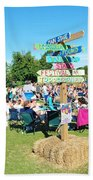 Tentertainment Music Festival 2015 Beach Towel