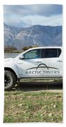 Toyota Hilux At37 Beach Towel