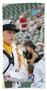 Us Naval Sea Cadet Corps - Gulf Eagle Division, Florida Beach Towel