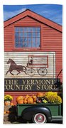 Vermont Country Store Beach Towel