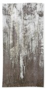Weathered Metal Beach Towel