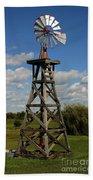 Windmill-5747b Beach Towel