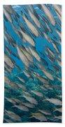 Yellowfin Goatfish Beach Towel