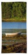 Down East Maine  Beach Towel