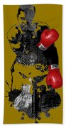 Muhammad Ali Collection Beach Towel