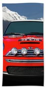 2004 S Mini Cooper Beach Towel