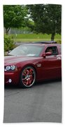 2007 Dodge Charger Couture Beach Towel