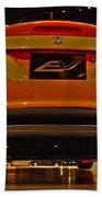2009 Chicago Auto Showdodge Circuit Ev No 2 Beach Towel