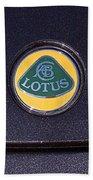 2011 Lotus Euora Emblem Beach Towel