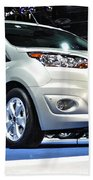 2014 Ford Transit Connect Wagon Beach Towel