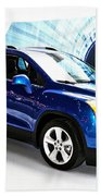 2015 Chevrolet Trax Number 1 Beach Towel