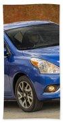 2015 Nissan Versa Sedan Beach Sheet
