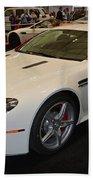 2016 Aston Martin Vantage Gt Coupe Beach Towel