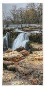 Grand Falls Beach Towel