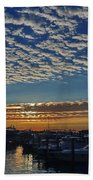 22- Magical Sunrise Beach Towel