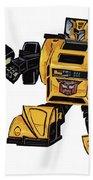 Transformers Beach Towel