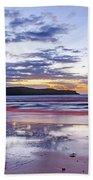 Daybreak Seascape Beach Towel