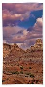 San Rafael Swell Beach Towel