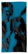 Chuck Berry Collection Beach Towel