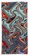 24th Street Tall Building Phoenix #3 Beach Towel