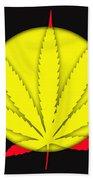 Cannabis 420 Collection Beach Towel