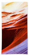 Nature Art Landscape Beach Towel