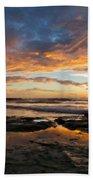 V F Landscape Beach Towel