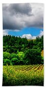 2623- Comsrock Winery Beach Towel