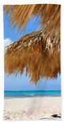 Lake Landscape Beach Towel