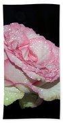 Beautiful Rose Beach Towel