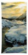 Landscape Nature Beach Towel
