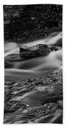Grand Falls Waterfall Beach Towel