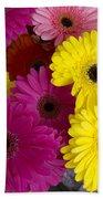 ,, Flowers ,, Beach Towel