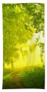 Nature Landscape Pictures Beach Towel