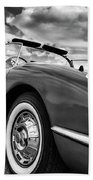 1959 Chevrolet Corvette Beach Sheet